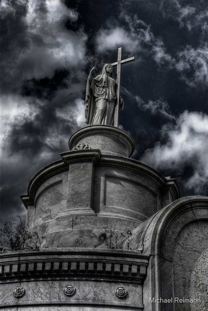 Heaven's Sentinel by Michael Reimann