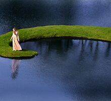 Lady on the Lake by Janemcl