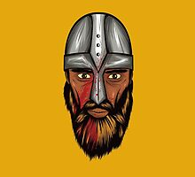 """Viking """"The 9 faces series"""" by Domingo Widen"""