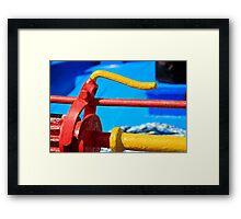 Beco Framed Print