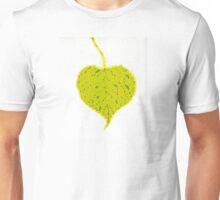 Big Aspen Leaf Unisex T-Shirt