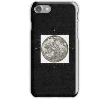 Moon Scale II iPhone Case/Skin