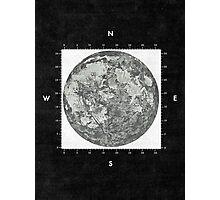 Moon Scale II Photographic Print
