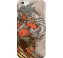 Fujin iPhone Case/Skin