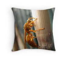 Housing Supplies Throw Pillow