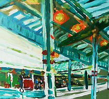 westgate station a study by H J Field