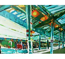 westgate station a study Photographic Print