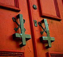 no key needed to enter by Tamara  Kaylor