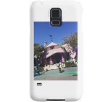 Minnie House Samsung Galaxy Case/Skin