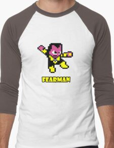 Fearman Men's Baseball ¾ T-Shirt