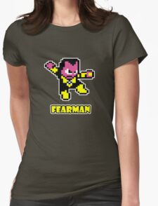 Fearman Womens Fitted T-Shirt