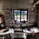 The Old Kitchen Sink by geoff curtis