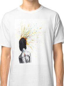Exploding Chakras Classic T-Shirt