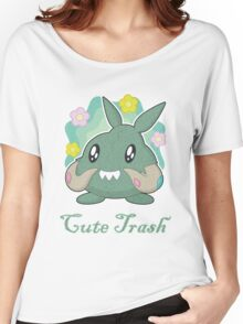 The Most Adorable Garbage Women's Relaxed Fit T-Shirt