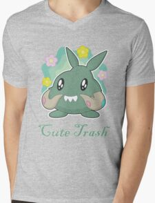 The Most Adorable Garbage Mens V-Neck T-Shirt