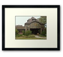 Chateau Morrisette Winery   ^ Framed Print
