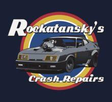 Rockatansky's Crash Repairs One Piece - Long Sleeve