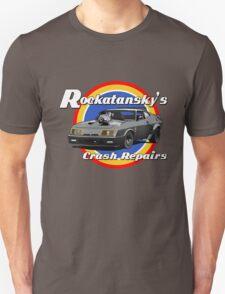 Rockatansky's Crash Repairs T-Shirt