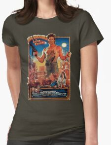 Big trouble in Little China Womens Fitted T-Shirt