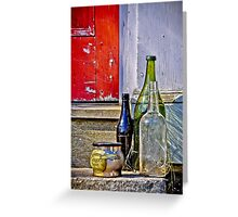 Primary Compositon Greeting Card