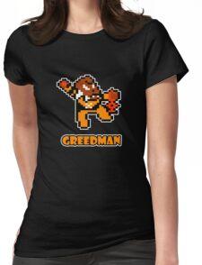 Greedman Womens Fitted T-Shirt