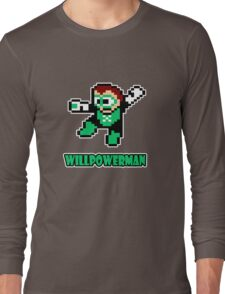 Willpowerman Long Sleeve T-Shirt