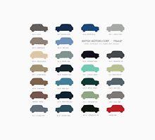 Austin Mini classic - 60's original colours  T-Shirt