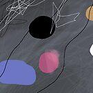 Homage Miro by Nigel Silcock