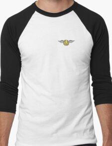 Golden Snitch Men's Baseball ¾ T-Shirt