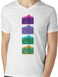 Point and Shoot  Mens V-Neck T-Shirt