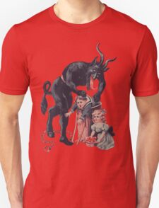 Merry Christmas from Krampus! T-Shirt