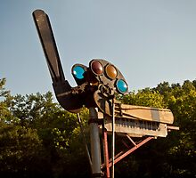 Crossing Lights by Keith Stephens