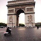 arc di triomphe by Stephen Poon