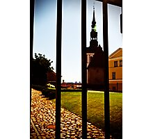 Gated City. Photographic Print