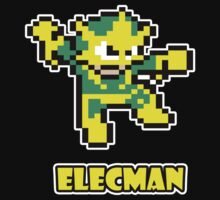 Elecman by The7thCynic