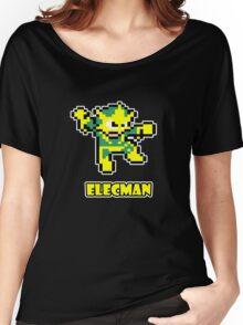 Elecman Women's Relaxed Fit T-Shirt