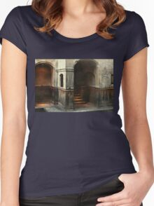 Hall of Fame Women's Fitted Scoop T-Shirt