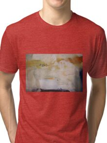 Abstract Painting on Paper - Study Tri-blend T-Shirt