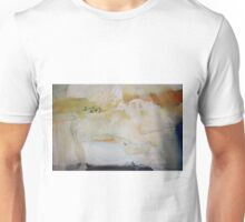 Abstract Painting on Paper - Study Unisex T-Shirt