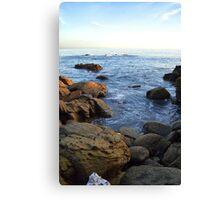 """""""Shaw's Cove, Laguna Beach"""" Canvas Print"""