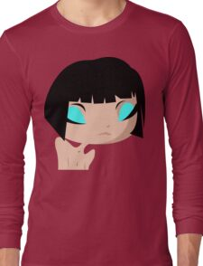 sad Layla Long Sleeve T-Shirt