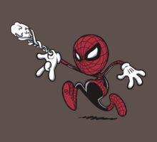 SpideyToon by Bleee
