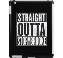 Straight Outta Storybrooke iPad Case/Skin