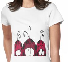 The Three Amigos Womens Fitted T-Shirt
