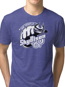 Air Temple Sky Bison Tri-blend T-Shirt