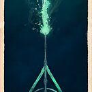 The three Hallows: Lord Voldemort's avada kedavra by Ajeyes