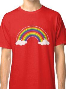 Double Rainbow: Rainbows Classic T-Shirt