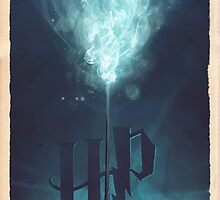 Harry Potter: Expecto Patronum by Ajeyes