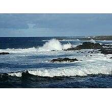 The Cruel Sea Photographic Print
