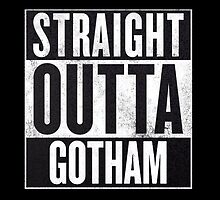 Straight Outta Gotham by NemJames